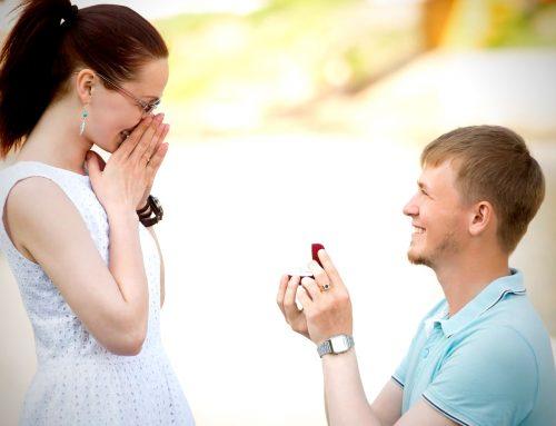 Quelques idées de demandes en mariage originales